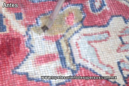 Lavado limpieza mantenimiento y reparacion de tapetes for Tapetes orientales